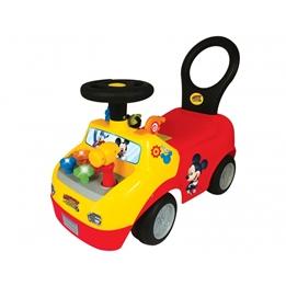 Kiddieland - Gåbil Mickey Roadster Racers Röd/Gul