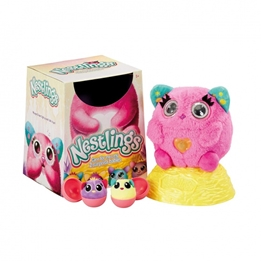 Goliath - Nestlings Interactive Care Cuddly Rosa