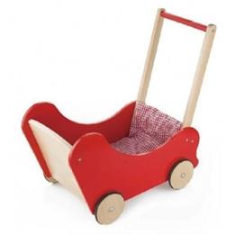 Viga Toys - Dockvagn Röd