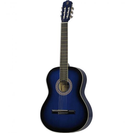 Gomez - Gitarr 001 4/4 Model Blå Sunburst