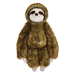 Jemini - Gosedjur Toodoo Sloth 60 Cm Brun