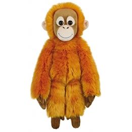 Jemini - Gosedjur Toodoo Orangutan 65 Cm Brun