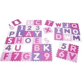Playshoes - Golvpussel / Lekmatta Skum 36 Delar