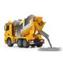 Jamara - Concrete Mixer Rc Mercedes-Benz Arocs 2.4 Ghz Gul 1:20