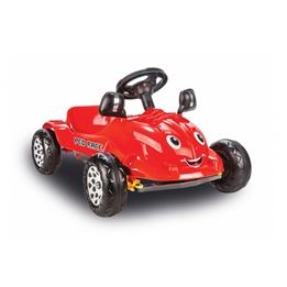 Jamara - Ped Race Pedal Car Röd Junior 81 Cm