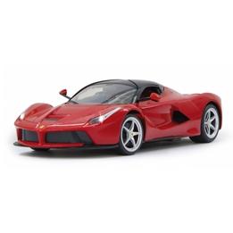 Rastar - Radiostyrd Bil Ferrari Röd 1:14