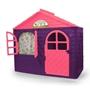 Jamara - Lekstuga Little Home130 X 78 Cm Lila/Rosa