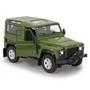 Rastar - Rc Land Rover Defender Boys 40 Mhz 1:14 Grön
