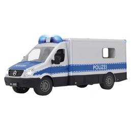 Rastar - Radiostyrd Bil Mercedes Sprinter Polizei Silver/Blå