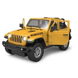 Rastar - Radiostyrd Bil Jeep Wrangler JL 1:14 Gul