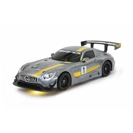 Rastar - Radiostyrd Transformers Mercedes-Amg Gt3 Silver