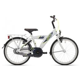 Bike Fun - Barncykel - Urban 20 Tum Ljusgrå