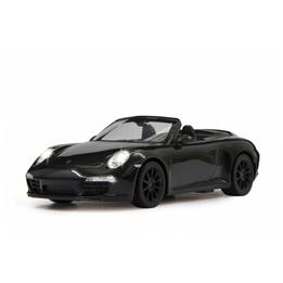 Rastar - Radiostyrd Bil Porsche 911 Carrera S 1:12 Svart