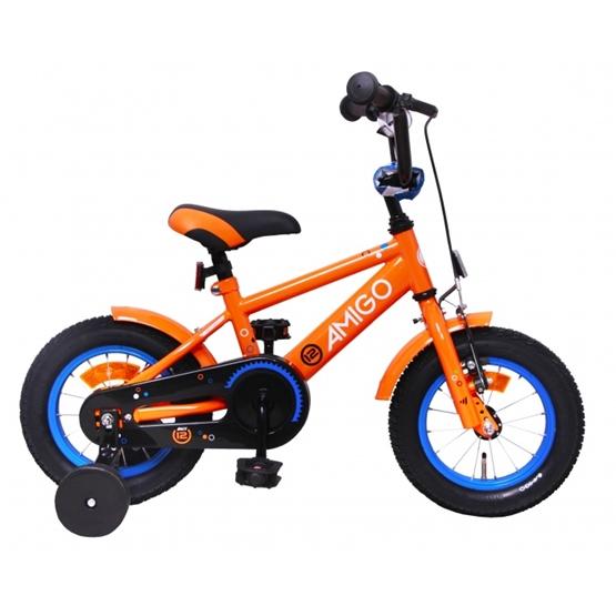 Amigo - Barncykel - Sports 12 Tum Orange