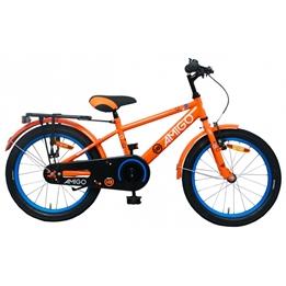 Amigo - Barncykel - Sports 18 Tum Orange