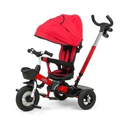 Milly Mally - Trehjuling - Movi Trehjuling Junior Röd