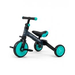 Milly Mally - Balanscykel - Optimus 3-In-1 Mint Grön
