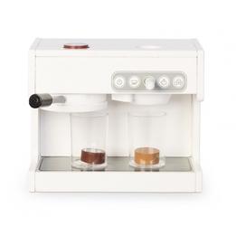 Mamamemo - Espressomaskin 23,5 Cm Vit