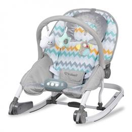 Kidwell - Babysitter Elektrisk Tumi 80 Cm Grå
