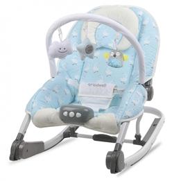 kidwell - Babysitter Electric Tumi 80 Cm Ljusblå
