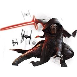 RoomMates - Väggklistermärken Star Wars The Force Awakens 13 Delar