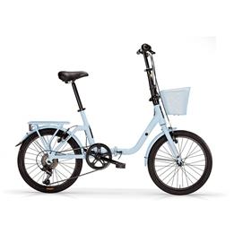 Mbm - Barncykel - Kangaroo 20 Inch 35 Cm 6 Växlar Ljusblå