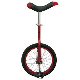 Fun - Enhjuling - 16 Tum Röd
