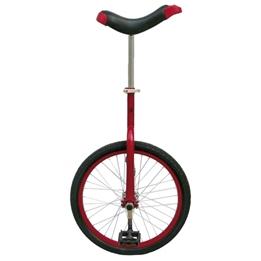 Fun - Enhjuling - 20 Tum Röd