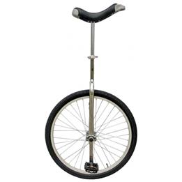 Fun - Enhjuling - 24 Tum Silver