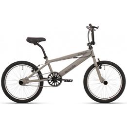 Tornado - BMX Cykel - Freestyle 20 Tum Grå