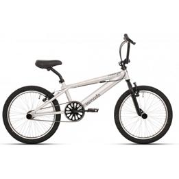 Tornado - BMX Cykel - Freestyle 20 Tum Silver