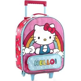 Hello Kitty - Resväska - Girls 21 Liter Polyester