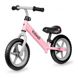 Kidwell - Balanscykel - Rebel 12 Tum Junior Rosa