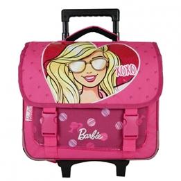 Mattel - Skolväska Barbie Rosa