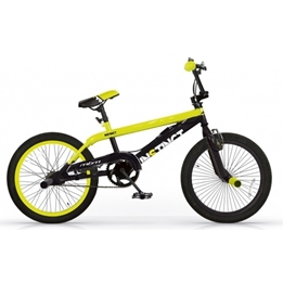 Mbm - BMX Cykel - Instinct 20 Tum Gul