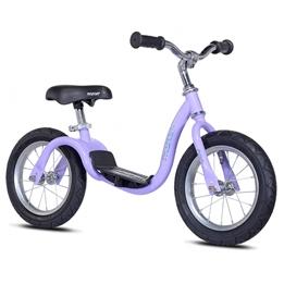 Kazam - Balanscykel - Neo V2S Balance Bike Loopfiets 12 Tum Junior Lila
