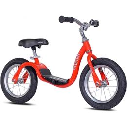 Kazam - Balanscykel - Neo V2S Balance Bike Loopfiets 12 Tum Junior Röd