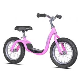 Kazam - Balanscykel - Neo V2S Balance Bike Loopfiets 12 Tum Junior Rosa