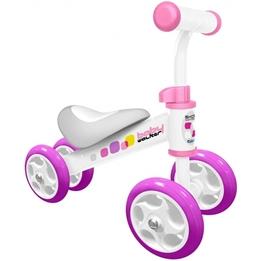 Skids Control - Sparkcykel - Loopfiets Junior Vit/Rosa