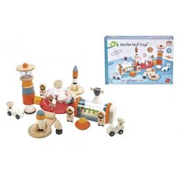 Tender Toys - Rymdstation Mars 16 Delar
