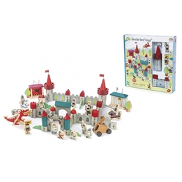 Tender Toys - Slott Från Medeltiden Med Tillbehör