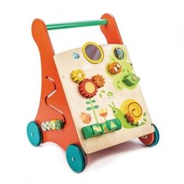 Tender Toys - Aktivitetsvagn Snigel