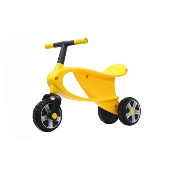 Jamara - Balanscykel - Loopfiets Junior Gul