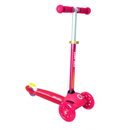 Muuwmi - Sparkcykel - 3-Wiel Junior Fotbroms Röd