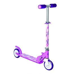 Muuwmi - Sparkcykel - Stuntstep Junior Fotbroms Rosa/Lila