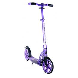 Six Degrees - Sparkcykel - Stuntstep Junior Fotbroms Lilac