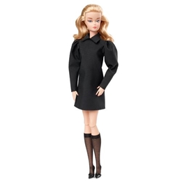Mattel - Barbiedocka Anniversary 'Barbie Fashion Model' Svart