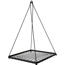 Small Foot - Small Foot Square Net Swing 120 Kg Svart