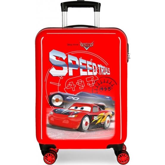 Disney - Resväska - Cars Junior 41 Liter Röd