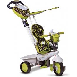 Smartrike - Barnvagn - Dream 4-In-1 Junior Gul